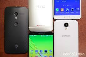 5 smartphones - perk tv farm