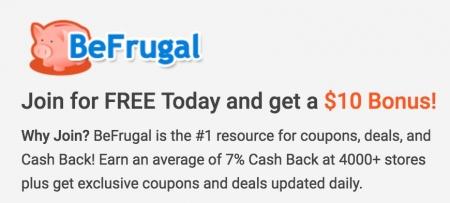 befrugal-sign-up-bonus