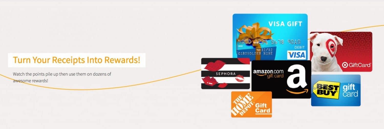 fetch rewards app review claim rewards