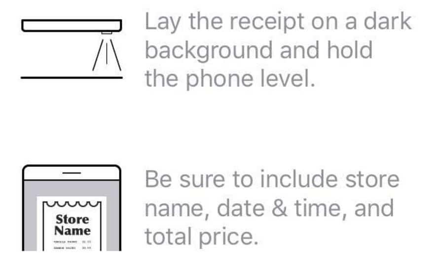 fetch rewards app review scan receipt