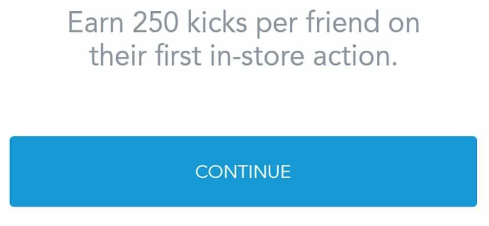 shopkick review app invite friends